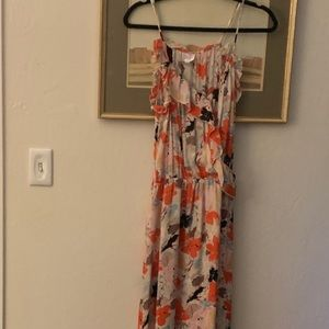 Long dress. Parker. Medium. Silk
